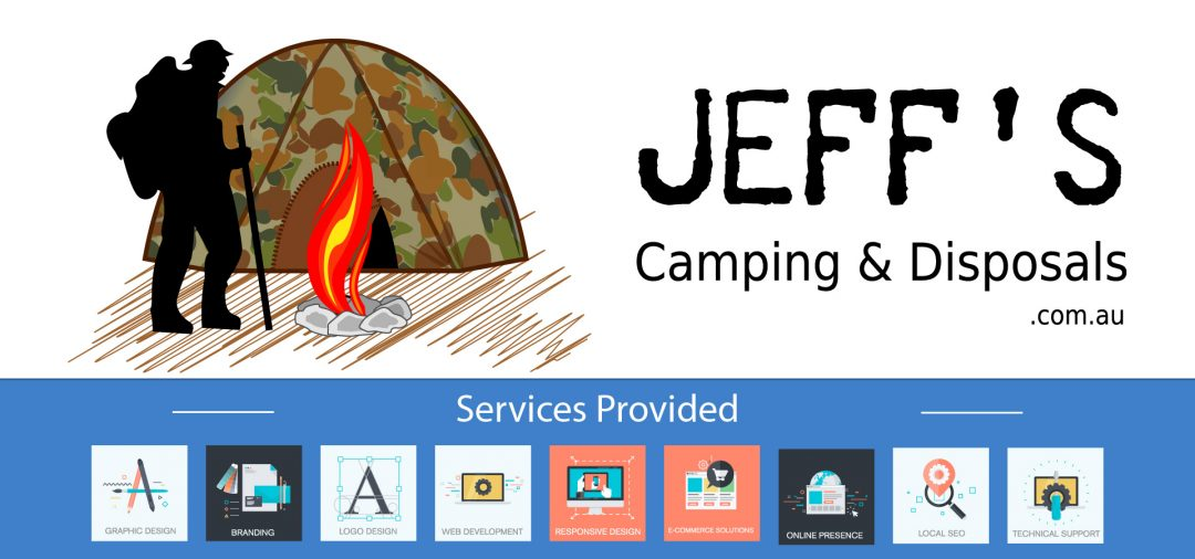 Jeff's Camping and Disposals – Australia – Sydney