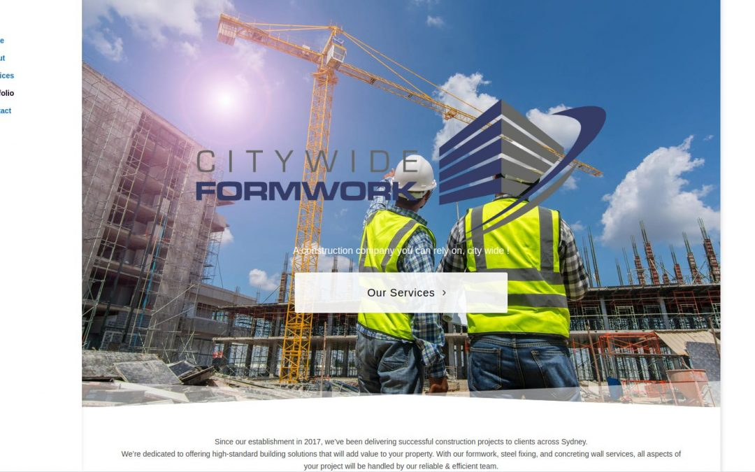 Citywide Formwork