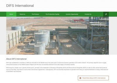 DIFS International